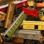Kari Tirrell, Train Wreck, pastel, 18 x 24.