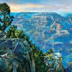 Sunset on Kaibab by Williamson Tapia (2012 People's Choice Award winner)