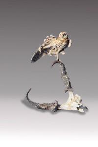 Greg Woodard, Cycle of Life, bronze, 20 x 16 x 12.