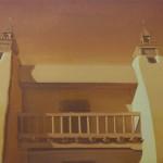 Robert Lemler   Ascension II, oil, 30 x 40.