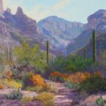 Carol Swinney, Desert Beauty | Plein-Air Painter