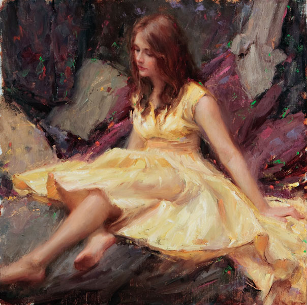 Figurative Painting by Bryce Cameron