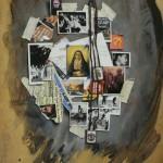 Jaime Longa, Misericordia, oil, 24 x 18.